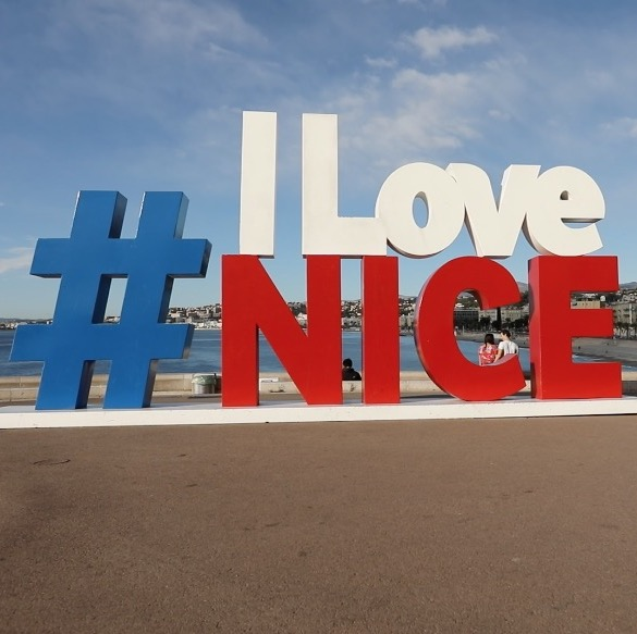 Rauba Capeu, I Love Nice