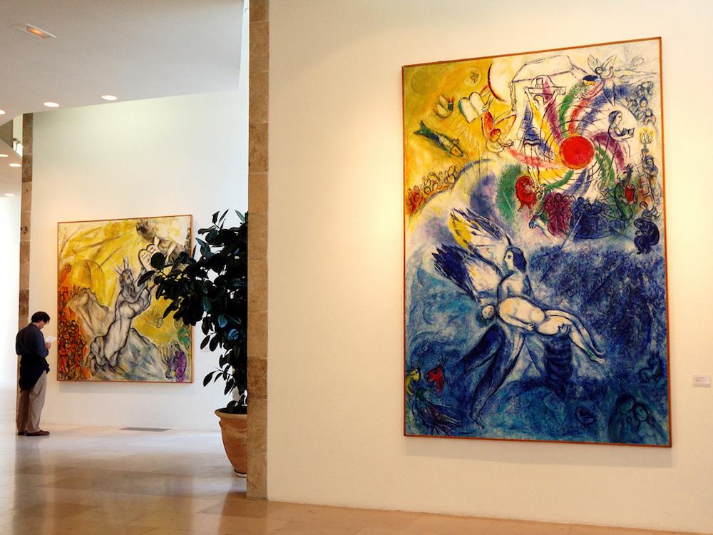 Musée Chagal à Nice