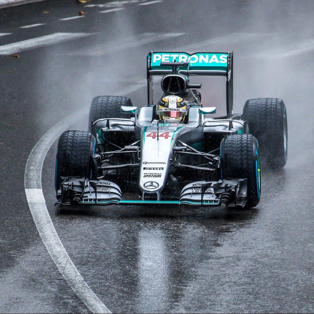 Rallye Formule 1 Monaco